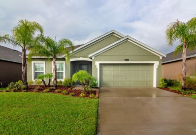 2572 Snapdragon Drive, Palm Bay, FL 32907 - MLS#: 829639