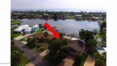 260 Hiawatha Way, Melbourne Beach, FL 32951 - MLS#: 829714