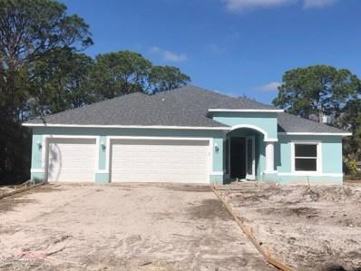 1221 Destiny Street, Palm Bay, FL 32909 - MLS#: 829781