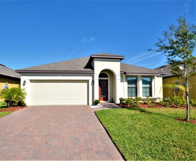 730 Fiddleleaf Circle, West Melbourne, FL 32904 - #: 829785