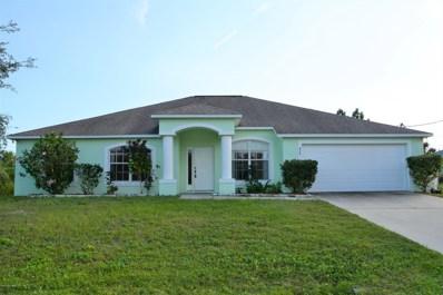 426 Forrest Hills Street, Palm Bay, FL 32908 - MLS#: 829829