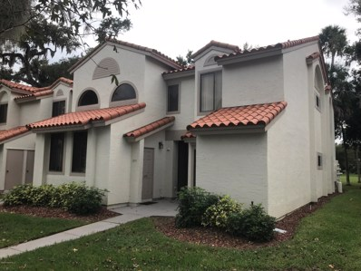 1073 Country Club Drive UNIT 624, Titusville, FL 32780 - MLS#: 829834