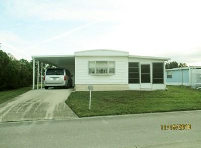 1124 NE Center Lane, Palm Bay, FL 32907 - MLS#: 829838