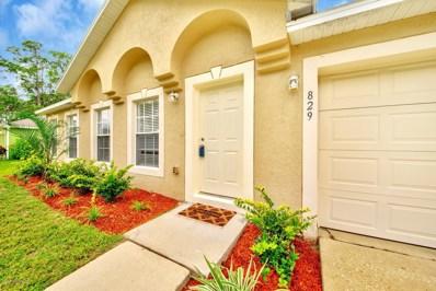829 SE Raymond Street, Palm Bay, FL 32909 - MLS#: 829852