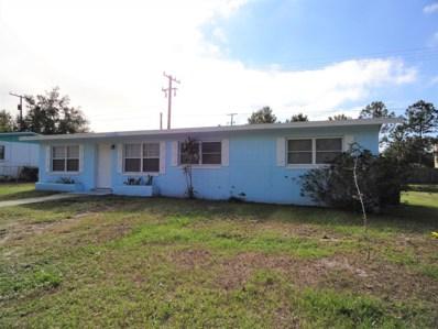 637 Gilbert Street, Titusville, FL 32780 - MLS#: 829868
