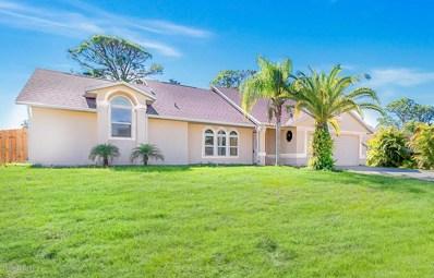 1380 Natal Street, Palm Bay, FL 32907 - MLS#: 829886