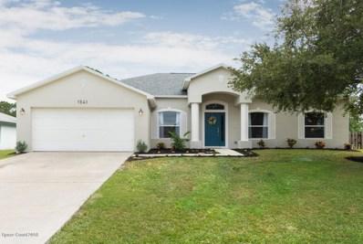 1541 Ashboro Circle, Palm Bay, FL 32909 - MLS#: 829922