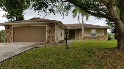 691 Grandeur Street, Palm Bay, FL 32909 - MLS#: 829926