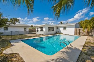 148 E Claridge Street, Satellite Beach, FL 32937 - MLS#: 829936