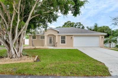 1680 Hortana Drive, Merritt Island, FL 32952 - MLS#: 829938
