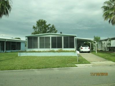 419 Holiday Park Boulevard, Palm Bay, FL 32907 - MLS#: 829964