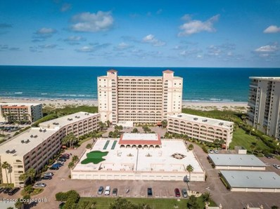 850 N Atlantic Avenue UNIT 102, Cocoa Beach, FL 32931 - MLS#: 829998