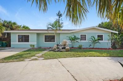 221 Fay Drive, Indialantic, FL 32903 - MLS#: 830013