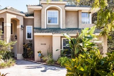 3806 Rambling Acres Drive, Titusville, FL 32796 - MLS#: 830023