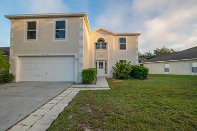 1631 Sawgrass Drive, Palm Bay, FL 32908 - MLS#: 830088