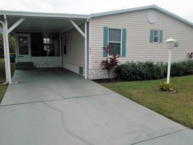 635 Royal Tern Drive, Barefoot Bay, FL 32976 - MLS#: 830101