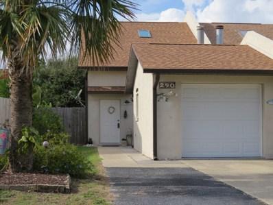 290 Canaveral Beach Boulevard, Cape Canaveral, FL 32920 - MLS#: 830147
