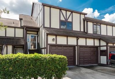675 Greenwood Manor Circle UNIT 27, West Melbourne, FL 32904 - MLS#: 830148