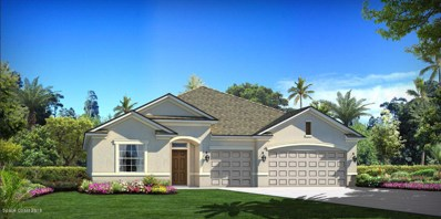 2366 Angel Road, Palm Bay, FL 32909 - MLS#: 830176