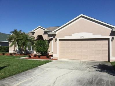 4376 Fletcher Lane, Titusville, FL 32780 - MLS#: 830183
