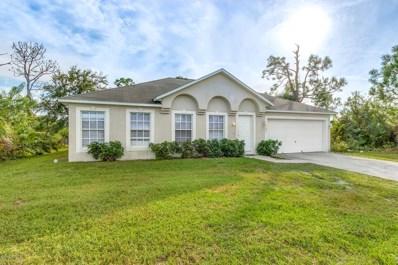 1644 San Soving Street, Palm Bay, FL 32909 - #: 830201