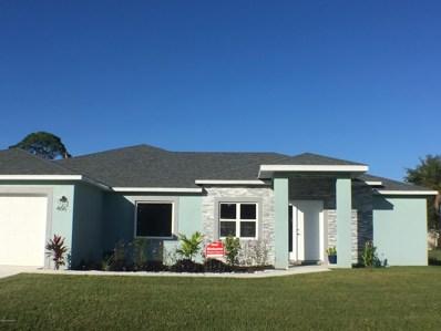 466 Empire Avenue, Palm Bay, FL 32907 - MLS#: 830253