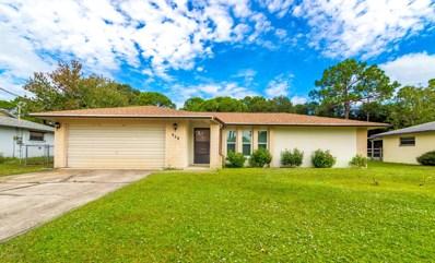 958 Pineland Drive, Rockledge, FL 32955 - MLS#: 830296