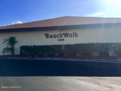 325 S Banana River Boulevard UNIT 501, Cocoa Beach, FL 32931 - MLS#: 830387