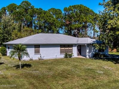 1199 Homer Street, Palm Bay, FL 32907 - MLS#: 830410