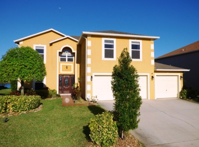 1502 Sorento Circle, West Melbourne, FL 32904 - MLS#: 830425