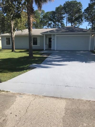 753 Hawkins Avenue, Palm Bay, FL 32908 - MLS#: 830455