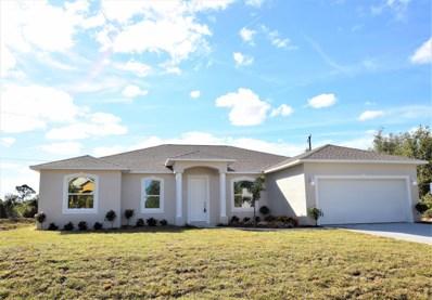1437 Depew Street, Palm Bay, FL 32909 - MLS#: 830529
