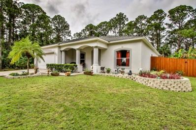 538 Sea Fury Avenue, Palm Bay, FL 32908 - MLS#: 830559