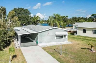 355 Egret Circle, Barefoot Bay, FL 32976 - MLS#: 830565