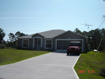 265 High Road, Palm Bay, FL 32907 - MLS#: 830567
