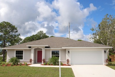 330 Ixora Avenue, Palm Bay, FL 32907 - MLS#: 830711