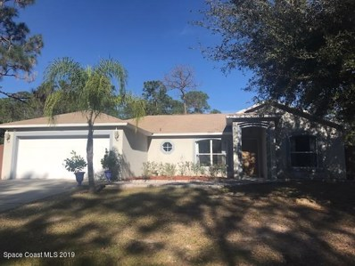 971 Toluca Street, Palm Bay, FL 32909 - MLS#: 830788