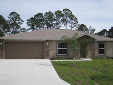 399 Webbwood Avenue, Palm Bay, FL 32908 - MLS#: 830805