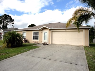 1235 Schayler Street, Palm Bay, FL 32908 - MLS#: 830848