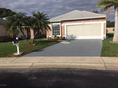 924 S Fork Circle, Melbourne, FL 32901 - MLS#: 830882