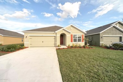 119 Lure Court, Palm Bay, FL 32908 - MLS#: 830896