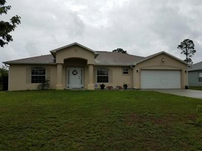 2959 Triangle Road, Palm Bay, FL 32909 - MLS#: 830999
