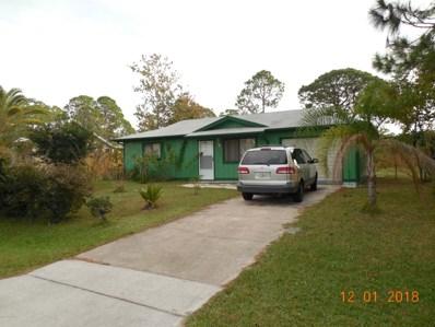 390 Fernandina Street, Palm Bay, FL 32907 - MLS#: 831008