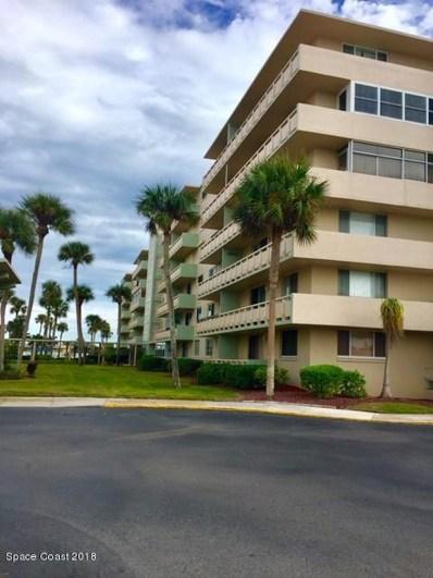 2020 N Atlantic Avenue UNIT 511, Cocoa Beach, FL 32931 - MLS#: 831019