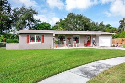 2165 Emerald Court, Merritt Island, FL 32953 - MLS#: 831084