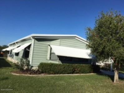 3806 Gail Boulevard, West Melbourne, FL 32904 - MLS#: 831086