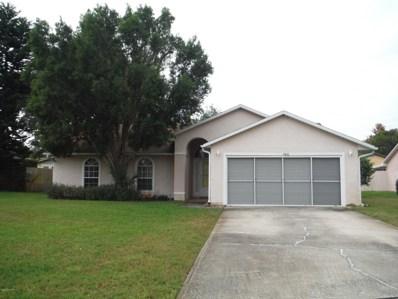 4616 Zoltan Drive, Titusville, FL 32780 - MLS#: 831099