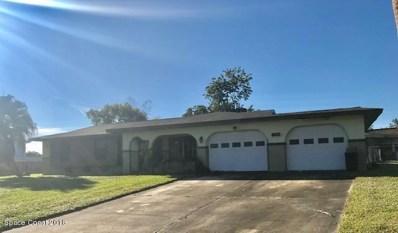 812 NE Sadnet Circle, Palm Bay, FL 32905 - MLS#: 831101