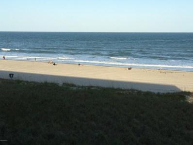 4100 Ocean Beach Boulevard UNIT 511, Cocoa Beach, FL 32931 - MLS#: 831108