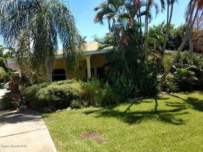 445 S Orlando Avenue, Cocoa Beach, FL 32931 - MLS#: 831164